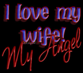 love my wife Image