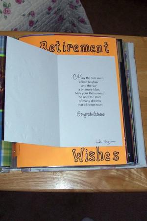 teacher retirement quotes beach themed | Retirement scrapbook page ...