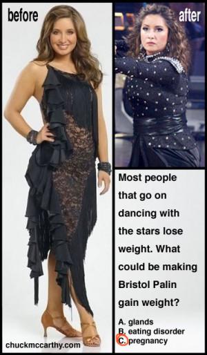 Bristol Palin Pregnant?