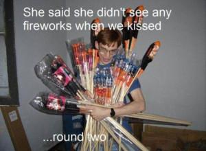 fireworks funny