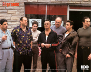 Sopranos beendet. Mit sehr viel Abstand die beste Serie aller Zeiten.