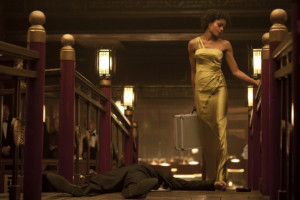 Naomie Harris Skyfall Bond Girl