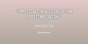 Abstinence Quotes