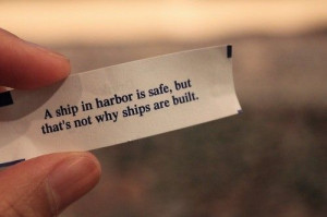 Get ready and set sail @Dani Magniza