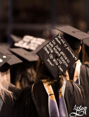 Funny Graduation Cap Ideas Funny graduation caps (12)