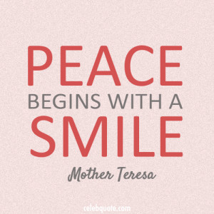 ... for this image include: peace, mother teresa, quotes, words and love