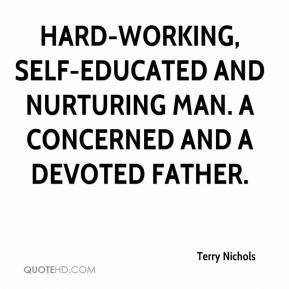 quotes about hard working man