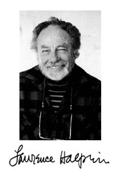 Lawrence Halprin quote #6