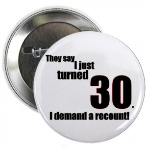 Funny Sayings For Men Turning 30