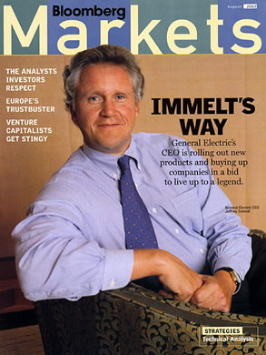 Jeff Immelt, who replaced Jack Welch, has tremendous power as CEO of ...