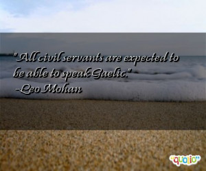 Gaelic Quotes