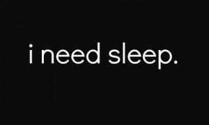 To sleep, perchance to Dream...