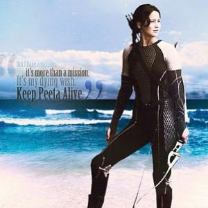 katniss #everdeen #katnisseverdeen #quotes #peeta #mellark # ...