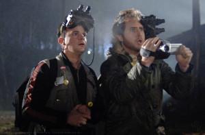 Supernatural Ghostfacers Harry Spangler And Ed Zeddmore
