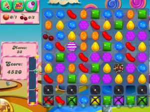 Candy Crush: the game you're not allowed to buy