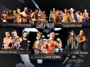 survivor series 2008 survivor series 2008