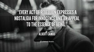 Rebellion Quotes And Sayings