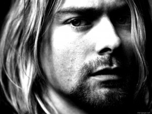 Kurt Cobain Wallpaper Quotes Kurt cobain nirvana the person