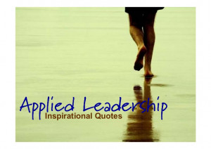 quotes on service and leadership