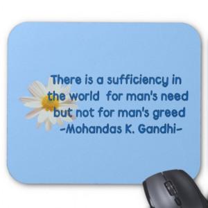 gandhi_earth_quote_mouse_pad-ra86ccaeea8464d9eb9cc36937da4572d_x74vi ...
