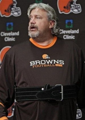 Browns' Rob Ryan: Top 10 quotes of 2010