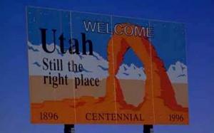 utah life elevated this utah state slogan appears on the