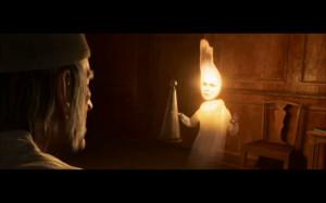 The Ghost of Christmas Past – A Christmas Carol