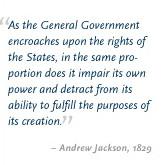Biography: 7. Andrew Jackson