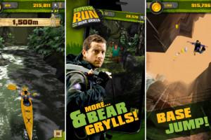 Entre agora mesmo nessa grande aventura com Bear Grylls.