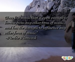 Jazz Musicians Quotes http://www.famousquotesabout.com/quote/Jazz-is-a ...
