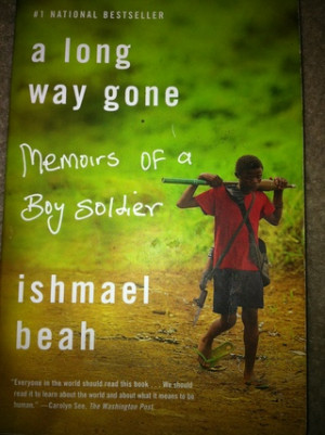 FREE: A Long Way Gone Memoirs of a Boy Soldier