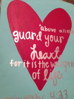 Bible Verse Canvas by sparkleandsing on Etsy, $10.00 @Abby Christine ...
