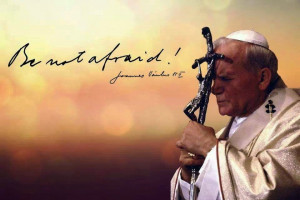 Five Lessons from Pope St. John Paul II