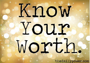 The Know Your Worth Website