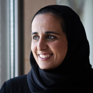 ... Al Mayassa, fully Sheikha Al-Mayassa bint Hamad bin Khalifa Al-Thani