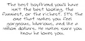 Funny Love Sayings To Your Boyfriend (4)