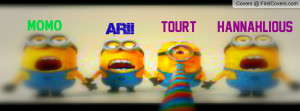the despicable me family Profile Facebook Covers