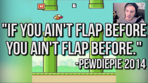 Flappy Bird~PewDiePie