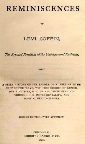 Coffin, Levi, 1798-1877