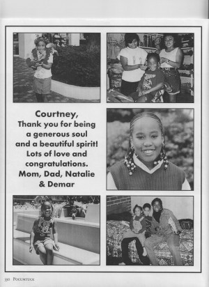 Sample Yearbook Ads From Parents