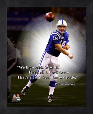 ... of Peyton Manning, Peyton Manning collectibles and memorabilia