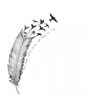 ink my whole body... blackbird