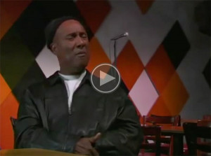 Paul Mooney Comedian Black