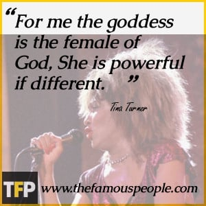 Tina Turner Biography