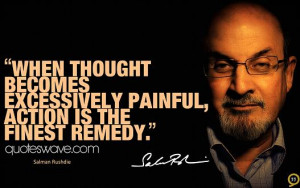 Salman Rushdie Quotes (Images)