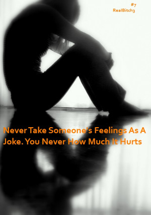 Feeling Quote .... depression hurts :D