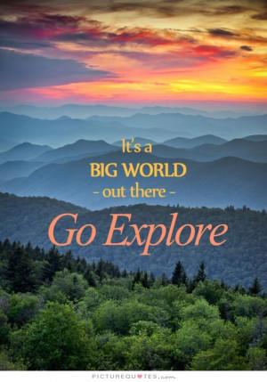 Travel Quotes World Quotes Explore Quotes
