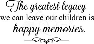 Quote about family vacations.