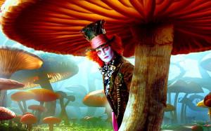 Alice in Wonderland (2010) The Mad Hatter