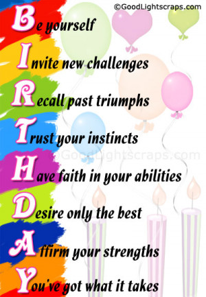 Happy birthday comments graphics, birthday quotes and messages with ...